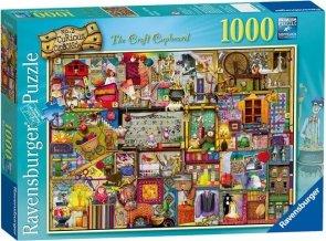 Puzzle 1000 Ravensburger 194124 Niepowtarzalny Kredens