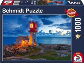 Puzzle 1000 Schmidt 58292 Latarnia Morska