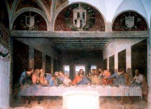 Puzzle 1000 Ravensburger 157761 Da Vinci - Ostatnia Wieczerza