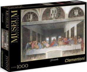 Puzzle 1000 Clementoni 31447 Ostatnia Wieczerza
