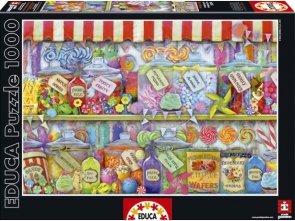 Puzzle 1000 Educa 16291 Sklep ze Słodkościami