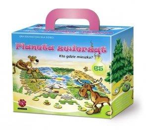 ! Puzzle Gra Układanka Maxim - Planeta Zwierząt - G65.01.01
