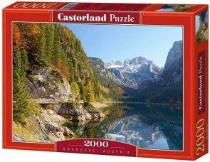 Puzzle 2000 Castorland C-200368 Gosausee - Austria