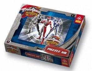 Puzzle 60 Trefl 17162 Power Rangers