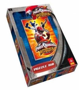 Puzzle 160 Trefl 15158 Power Rangers Komandosi