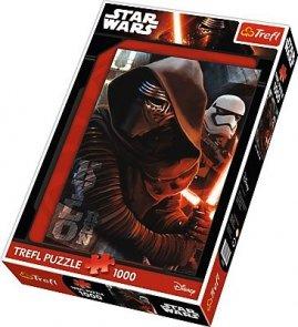 Puzzle 1000 Trefl 10392 Star Wars - Po Ciemnej Stronie Mocy