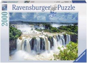 Puzzle 2000 Ravensburger 166077 Wodospad Iguazu