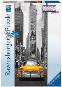 Puzzle 1000 Ravensburger 151196 New York - Taxi