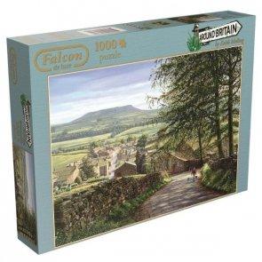 Puzzle 1000 Jumbo 11032 Around Britain - Askrigg Wensleydale