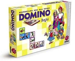 ! Gra Edukacyjna Maxim - Domino - Bajki - G28.01.02