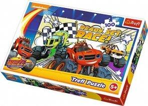 Puzzle 100 Trefl T-16301 Blaze