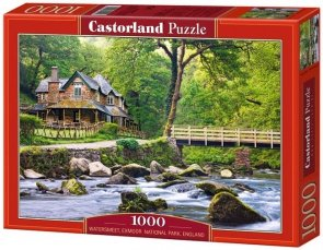 Puzzle 1000 Castorland C-102389 Watersmeet - Exmoor National Park - England