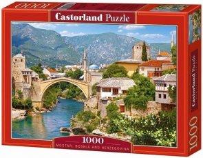 Puzzle 1000 Castorland C-102495 Mostar - Bosnia and Herzegovina