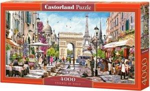 Puzzle 4000 Castorland C-400294 Paryż