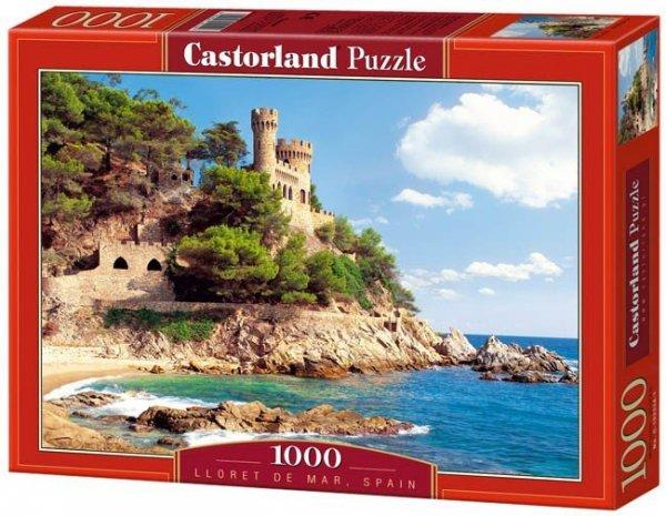 Puzzle 1000 Castorland C-100774 Lloret de Mar, Spain