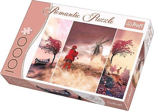 Puzzle 1000 Trefl 10408 Baśniowa Kraina - Romantic