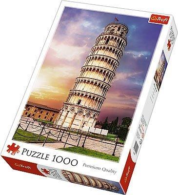 Puzzle 1000 Trefl 10441 Krzywa Wieża w Pizie
