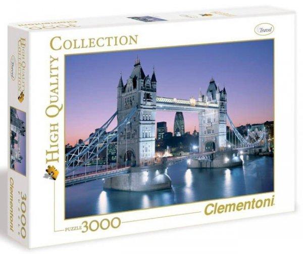 Puzzle 3000 Clementoni 33527 Tower Bridge