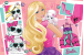 Puzzle 60 Trefl 17224 Barbie - Ikona Mody