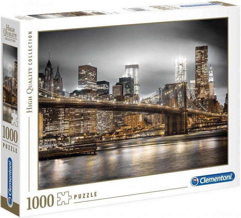 Puzzle 1000 Clementoni 39366 New York