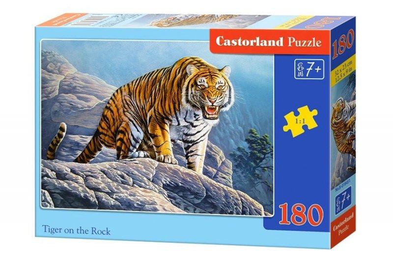 Puzzle 180 Castorland B-018451 Tygrys