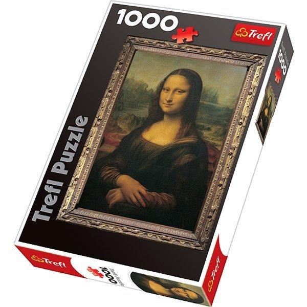 Puzzle 1000 Trefl 10002 Mona Lisa