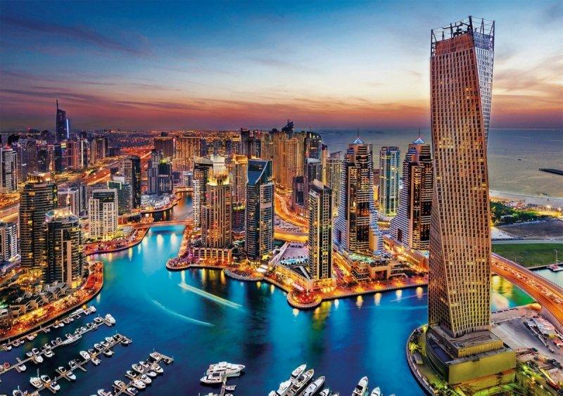Puzzle 1500 Clementoni 31814 Dubai Marina