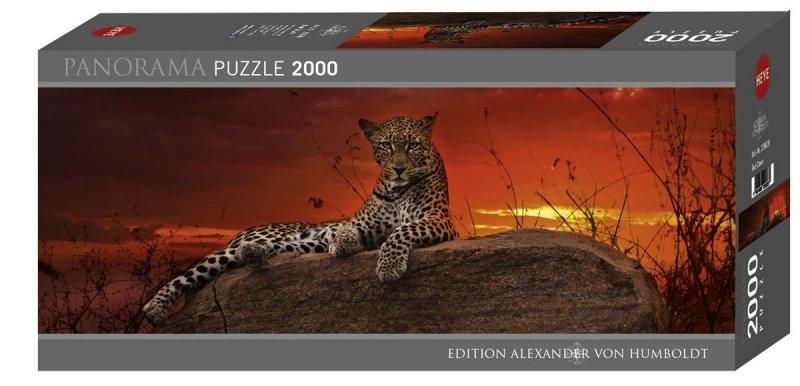 Puzzle 2000 Heye 29608 Lampart - Humboldt