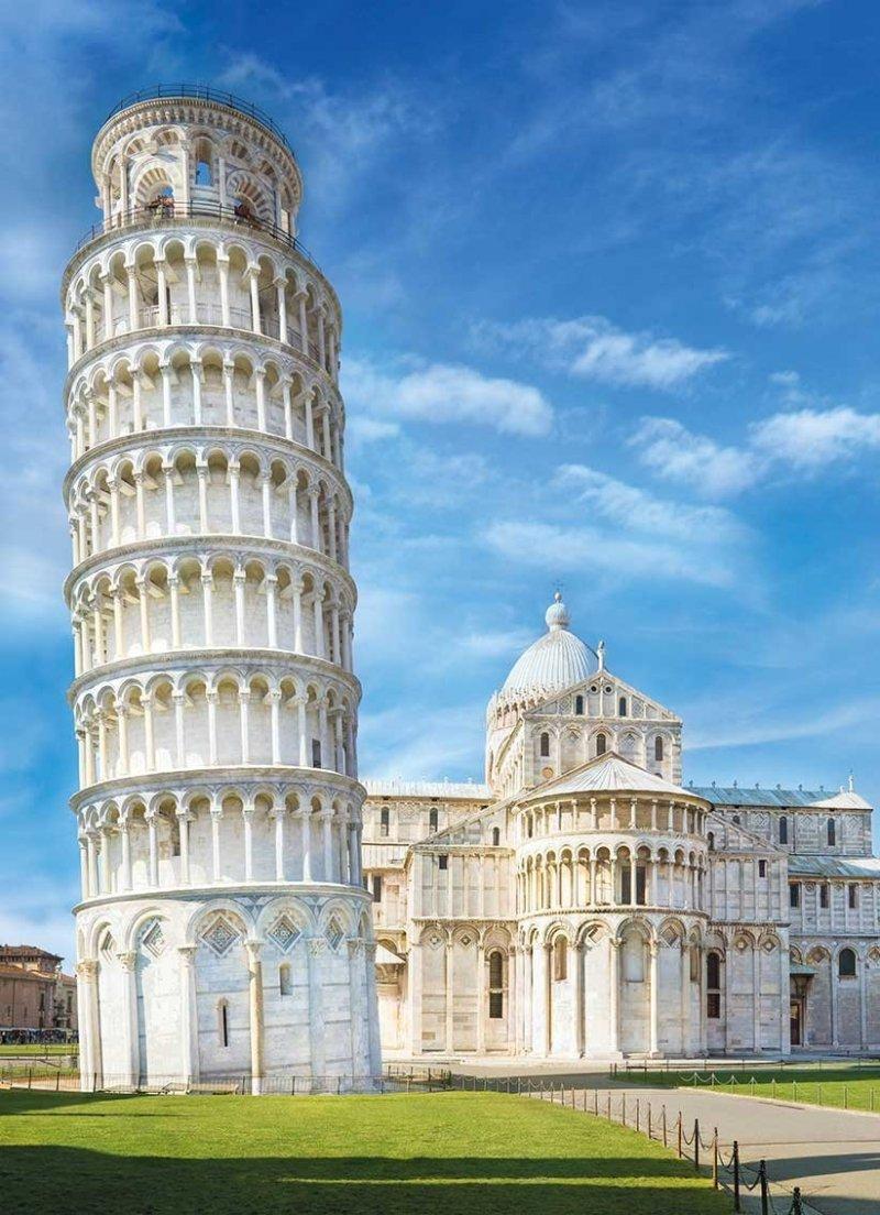 Puzzle 1000 Clementoni 39455 Krzywa Wieża w Pizie