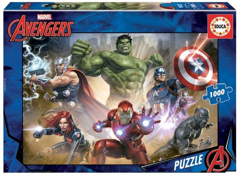 Puzzle 1000 Educa 17694 Avengers