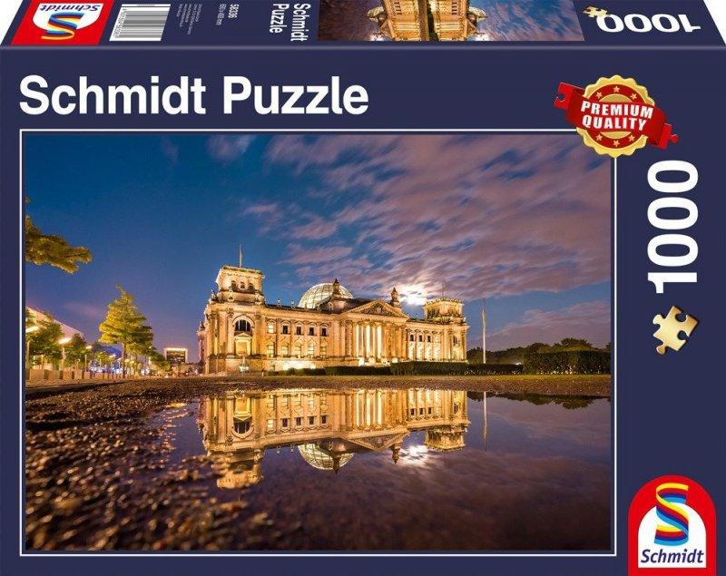 Puzzle 1000 Schmidt 58336 Reichstag - Berlin