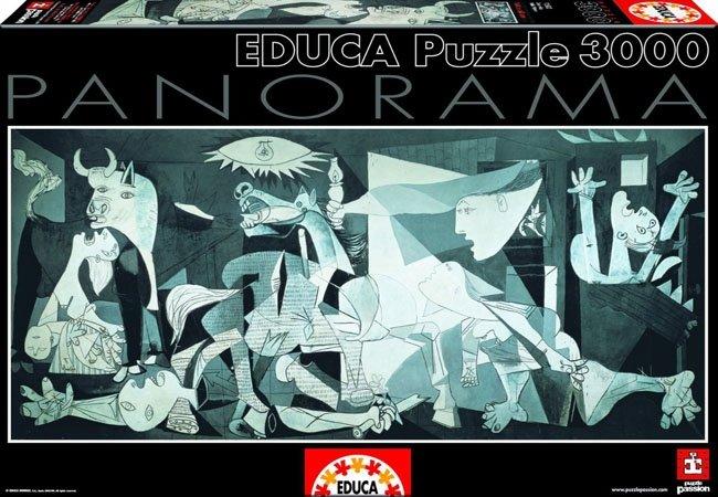 Puzzle 3000 Educa 11502 Guernica - Pablo Picasso