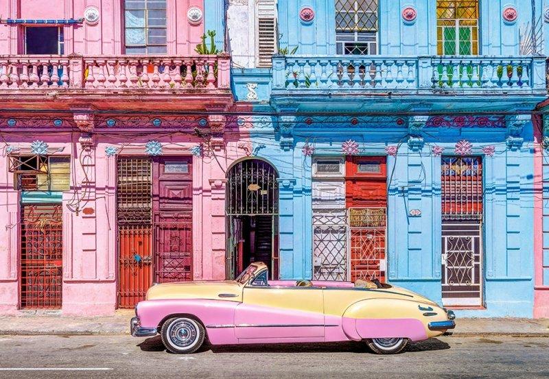 Puzzle 1000 Castorland 104550 Stara Havana