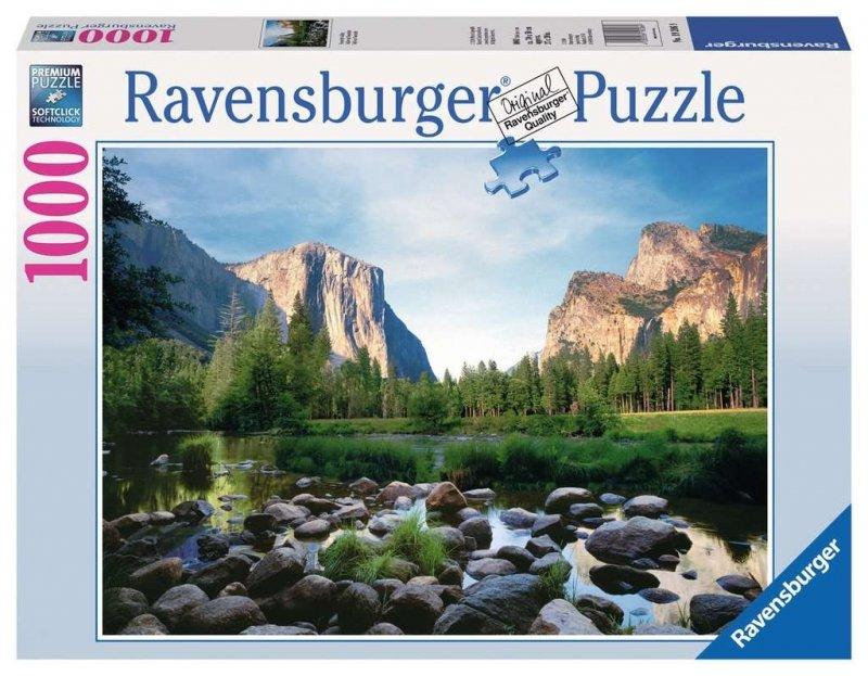 Puzzle 1000 Ravensburger 192069 Park Narodowy Yosemite - USA