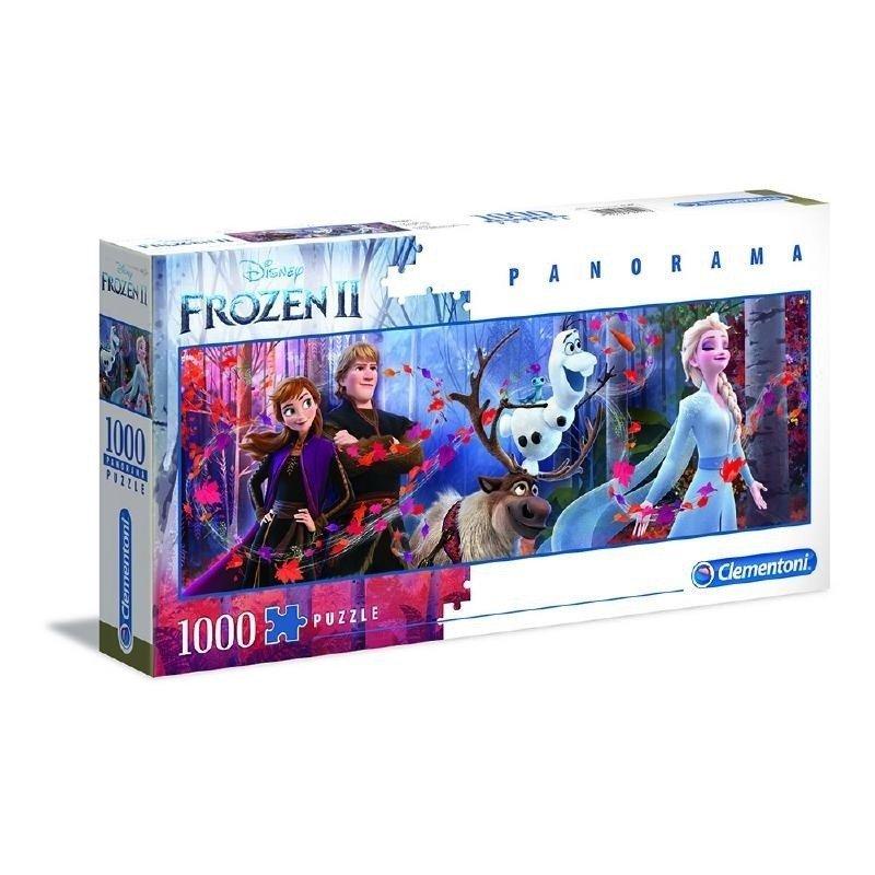 Puzzle 1000 Clementoni 39544 Panorama - Frozen 2
