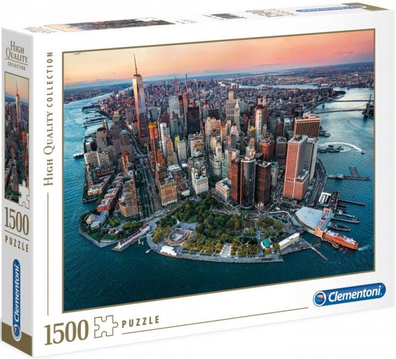 Puzzle 1500 Clementoni 31810 New York