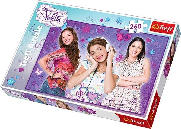 Puzzle 260 Trefl 13168 Violetta
