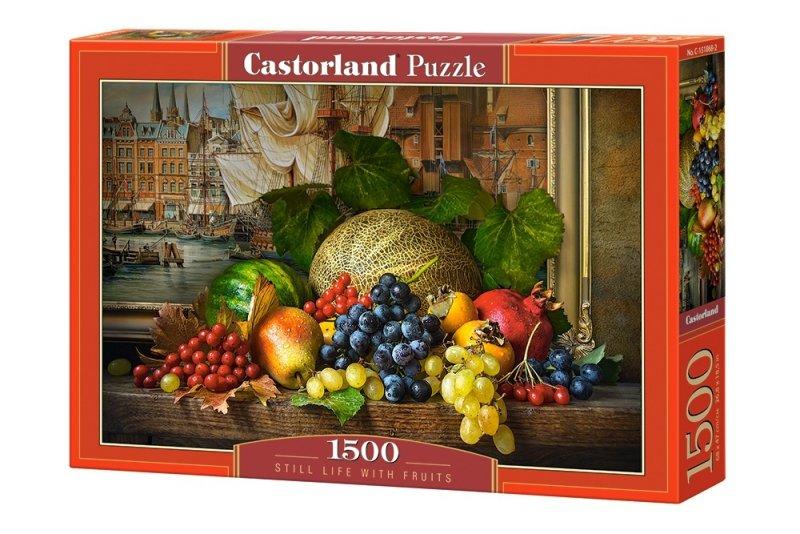 Puzzle 1500 Castorland C-151868 Martwa Natura z Owocami