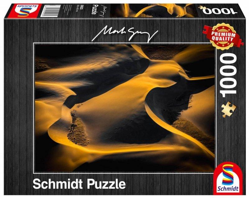 Puzzle 1000 Schmidt 59923 Mark Gray - Ruchome Wydmy
