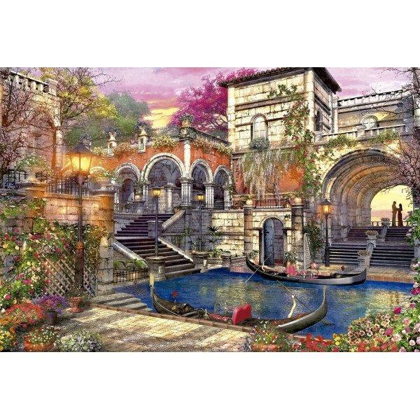 Puzzle 3000 Educa 16320 Romantyczna Wenecja