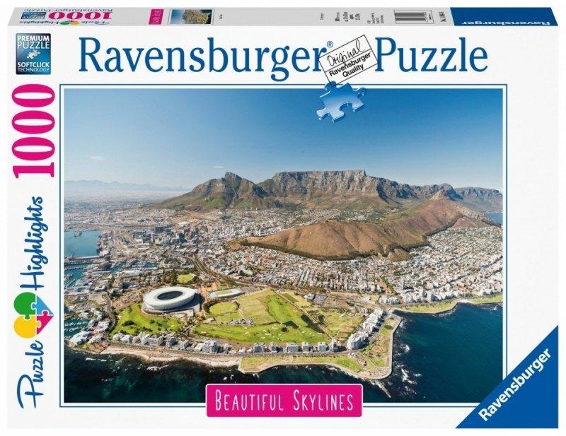 Puzzle 1000 Ravensburger 140848 Kapsztad