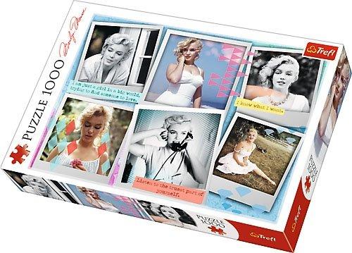 Puzzle 1000 Trefl 10529 Fotografie Marilyn Monroe