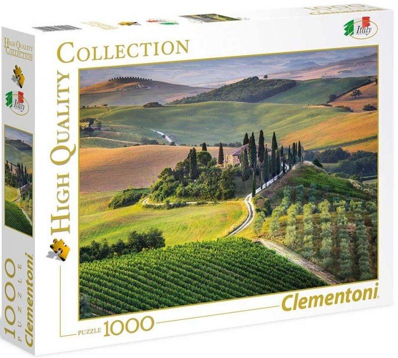 Puzzle 1000 Clementoni 39456 Toskania