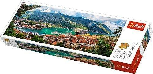 Puzzle 500 Trefl 29506 Panorama - Kotor - Czarnogóra