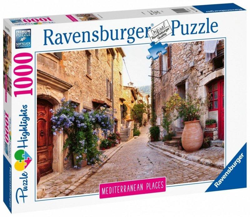 Puzzle 1000 Ravensburger 149759 Śródziemnomorska Francja