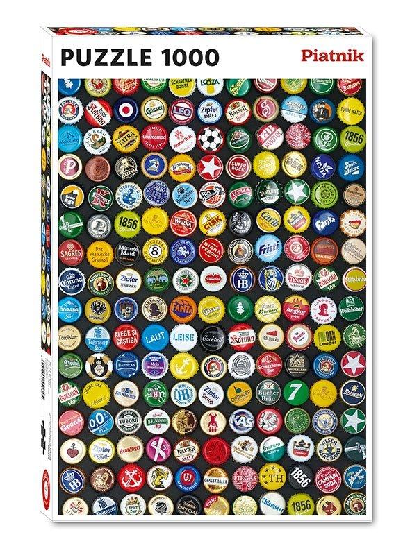 Puzzle 1000 Piatnik P-5513 Kapsle