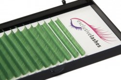 Rzęsy Zielone by Exclusive Lashes
