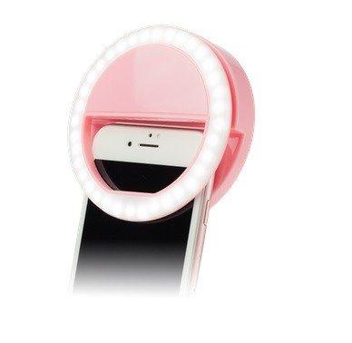 Selfie ring - lampka