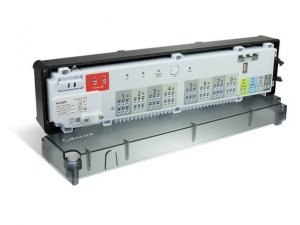KL08RF Bezprzewodowa listwa sterująca sieci ZigBee, (8 stref), 230V