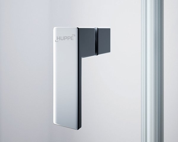 HÜPPE Design pure częściowo w ramie Drzwi skrzydłowe składane